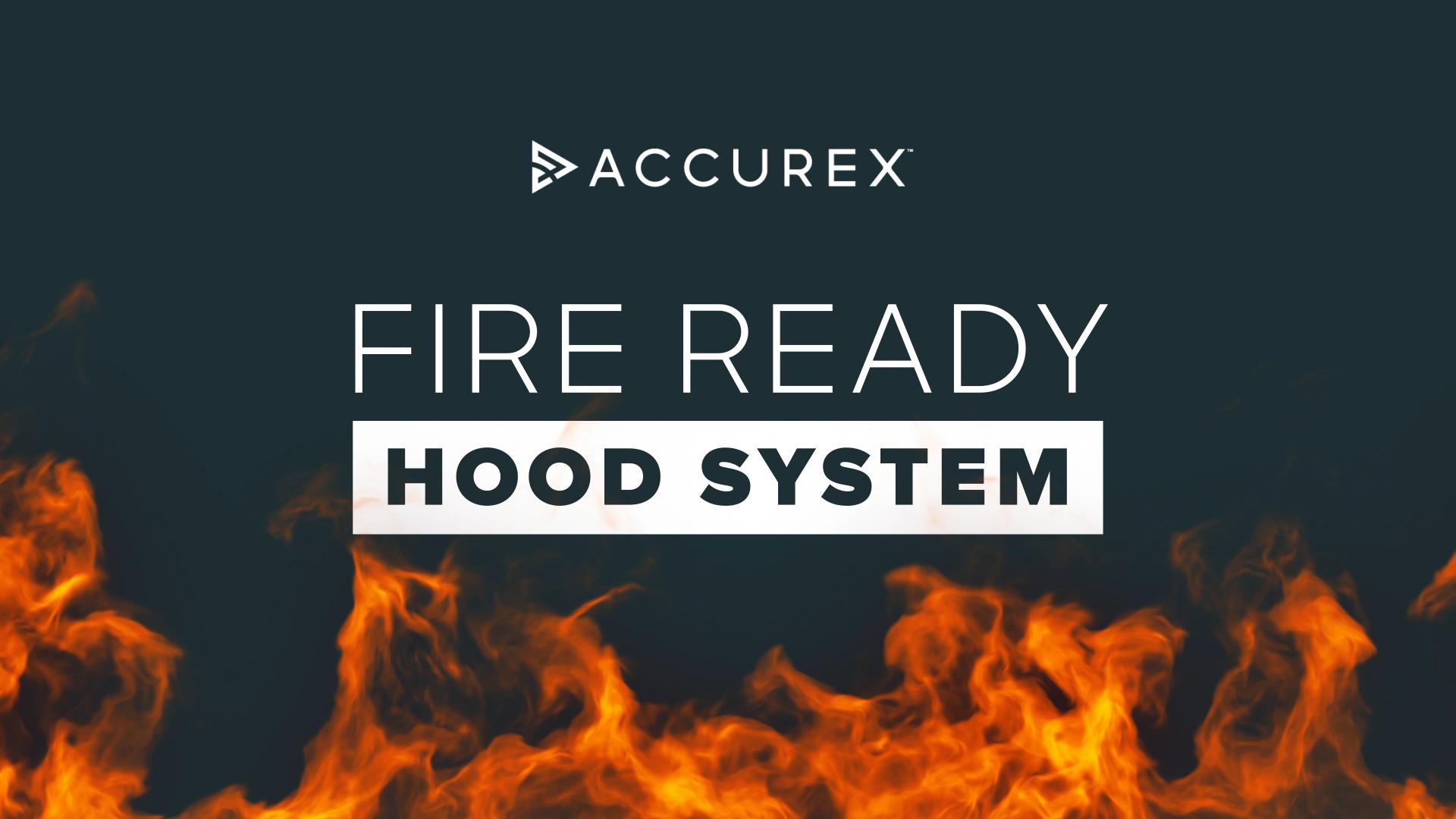 Fire Ready Range Hood Video Screenshot
