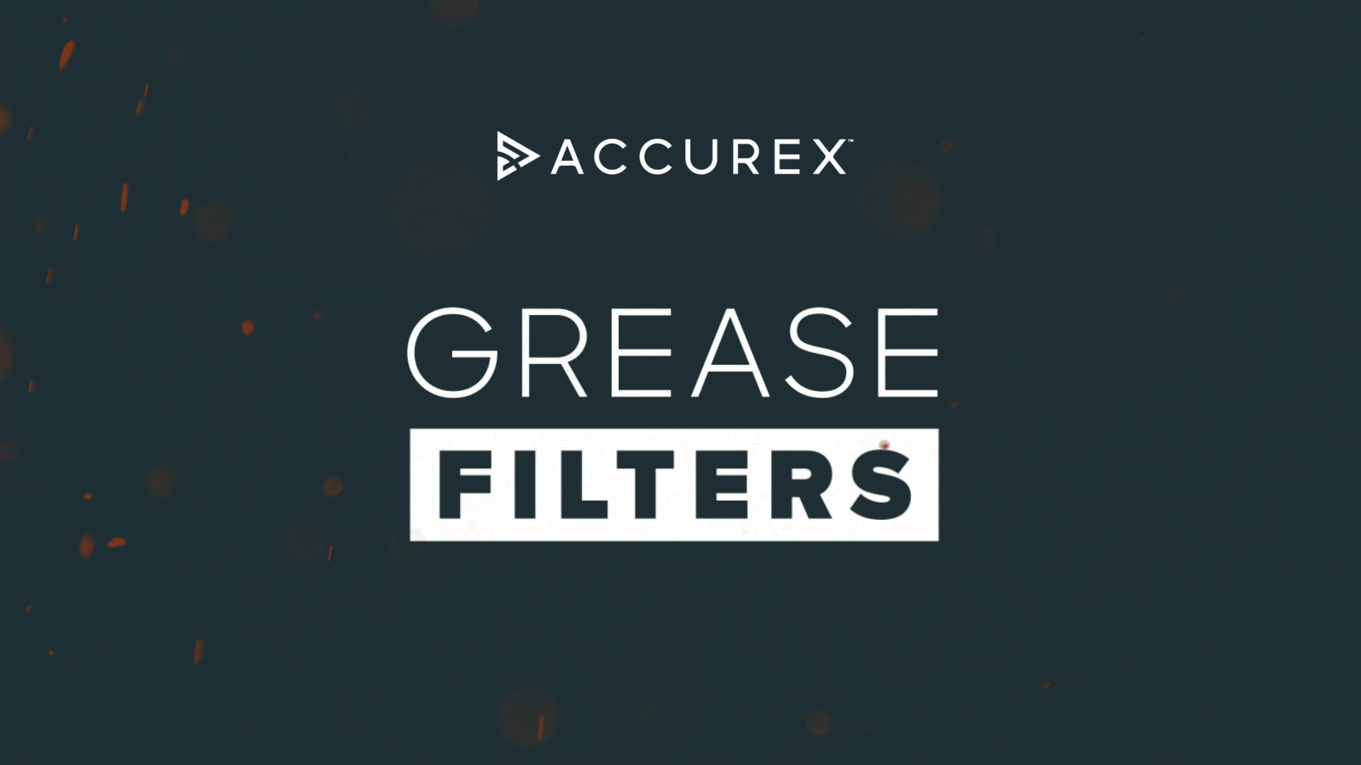 Grease Filters