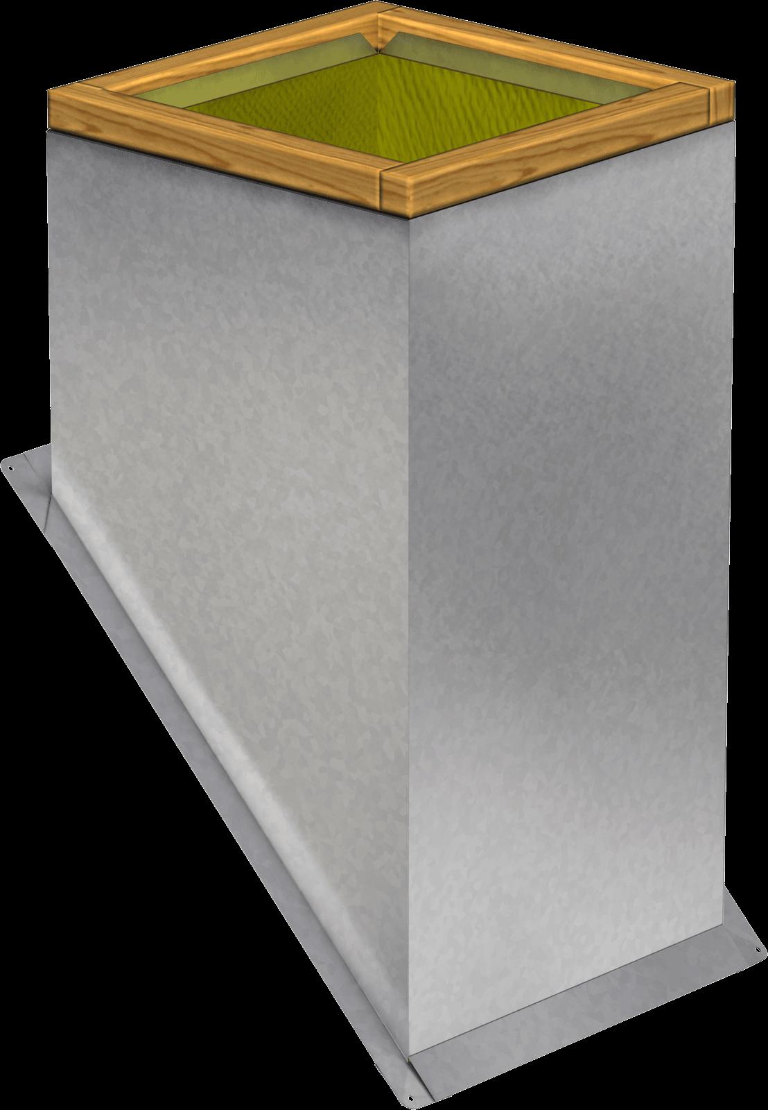 Model GPIP Roof Curb
