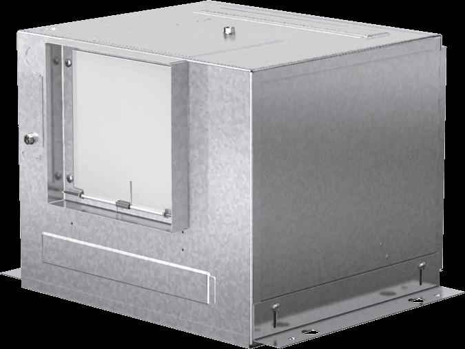 Model XIR-A Ceiling and Cabinet Fan