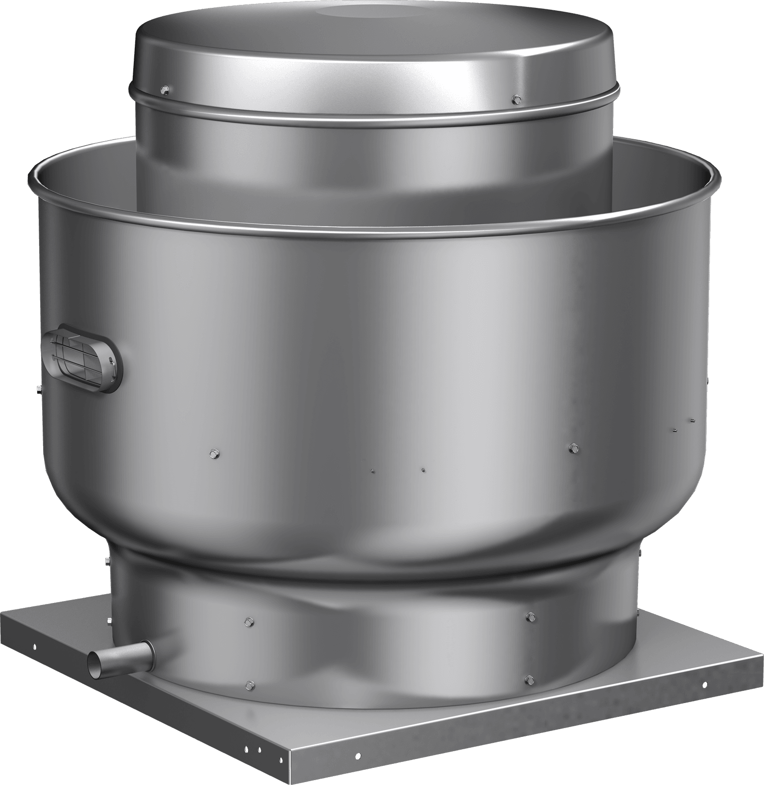 Model XRUD Exhaust Fan