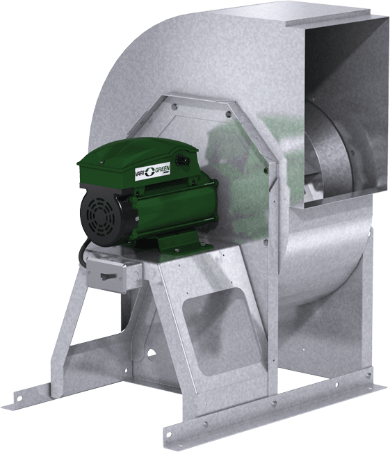Model XUEFD Open Exhaust Fan