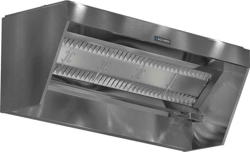 Model XXEP Backshelf Exhaust Hood