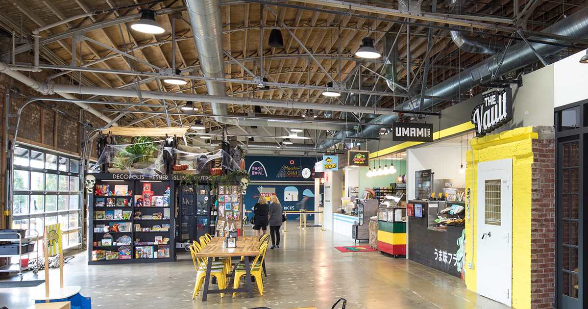 Mother Road Market Food Hall