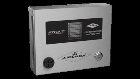 Amerex strike panel - electronic detection