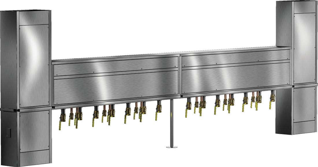 Utility Distribution System Blockout Rendering