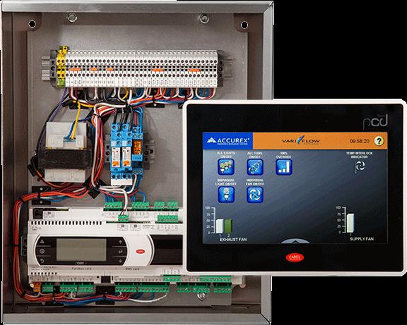 Vari-Flow Air Management System Rendering