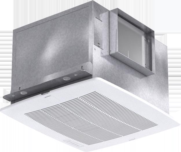 Model XCR-A Ceiling Fan Product Rendering