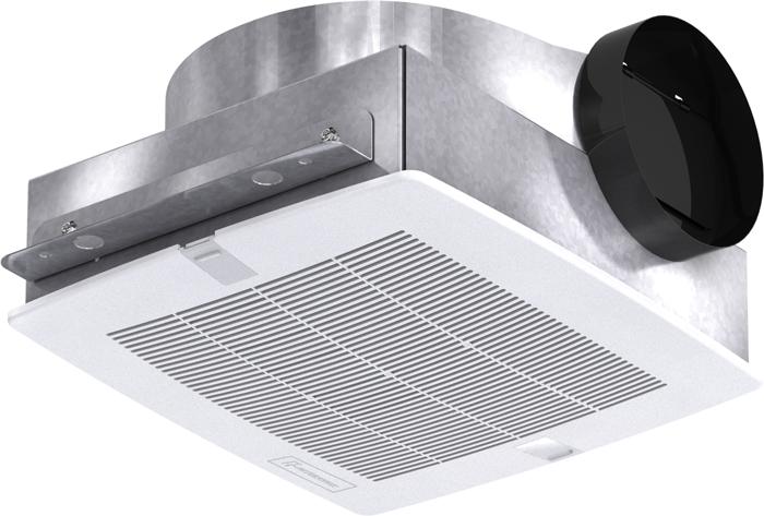 Model XCR-B Ceiling Fan Product Rendering