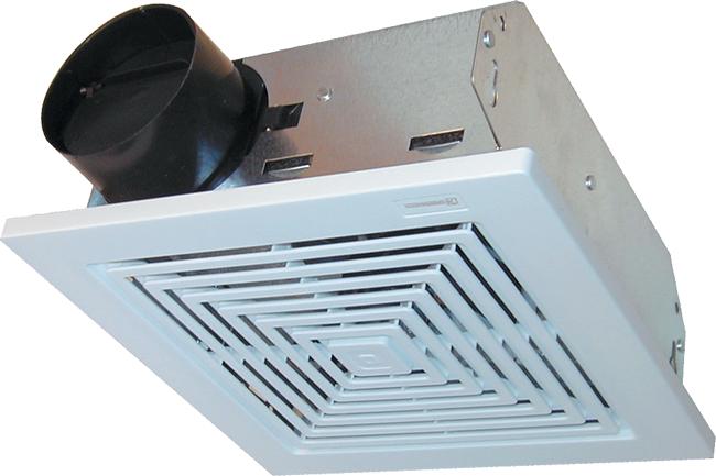 Model XCR-C Ceiling Fan Product Rendering