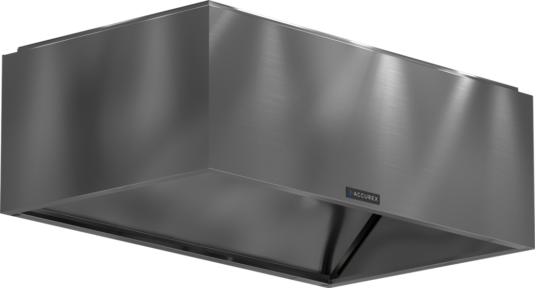 Models XD3 and GD3 Heat and Condensate Hoods Product Rendering