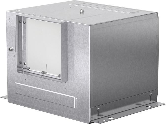 Model XIR A Ceiling And Cabinet Fan Blockout Rendering