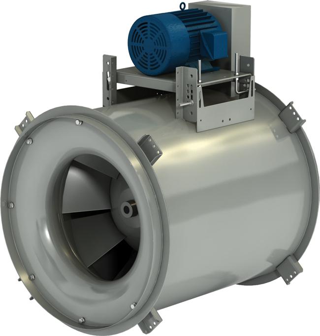 Kitchen Exhaust System Design: Exhaust Fans
