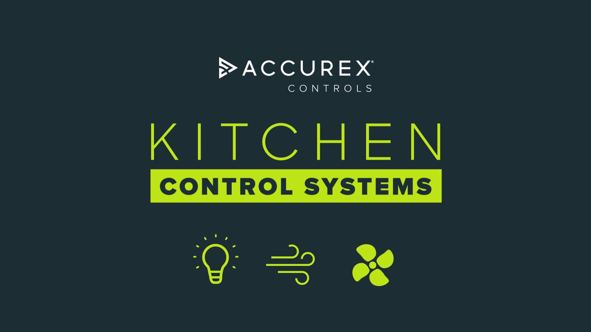 Kitchen Control Systems Features and Benefits