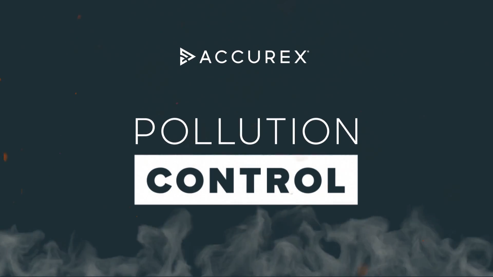 Pollution Control Unit Features and Benefits